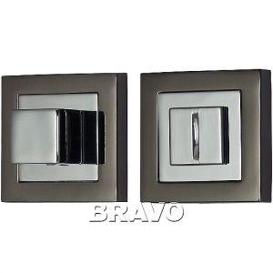 Bravo A/Z-2WC  BN/C Черный никель/Хром