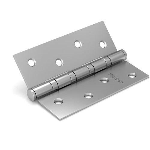 Универсальная петля Fuaro U1004BB-SN (бывш. 4BB 100 x 75 x 2,5 PN), «матовый никель»