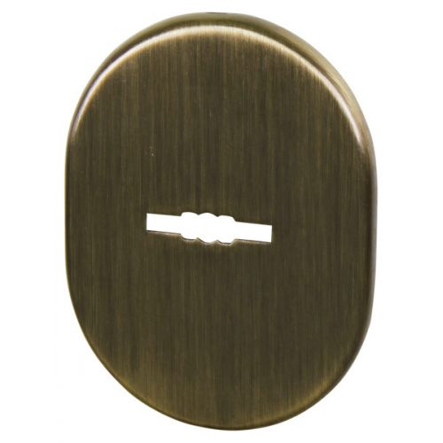 Декоративная накладка Fuaro (Фуаро) ESC 475 AB БРОНЗА на сувальдный замок