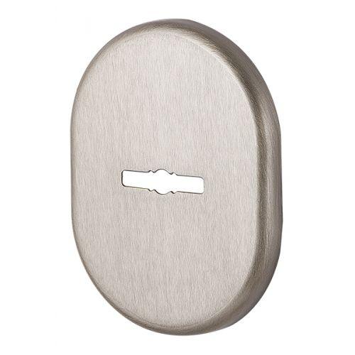 Декоративная накладка Armadillo (Армадилло) на сувальдный замок PS-DEC (ATC Protector 1) SN-3 Матовый никель