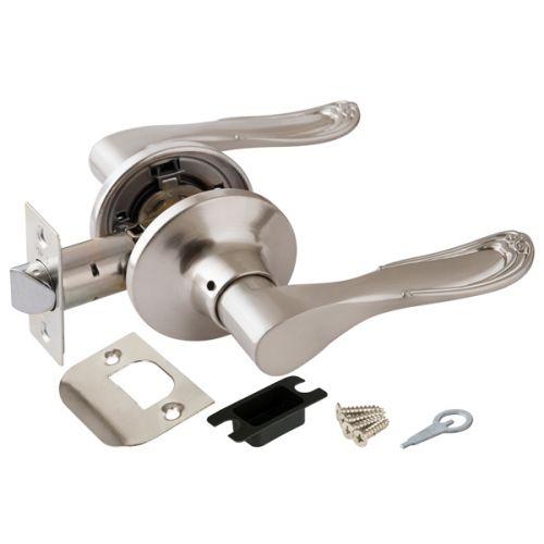 Ручка защелка Punto (Пунто) 6030 SN-P (без фик.) мат. никель