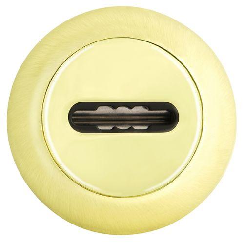 Накладка под Fuaro (Фуаро) сувальдный ключ SC RM SG/GP-4 (1 шт.)