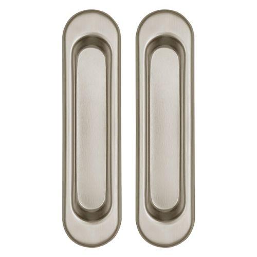 Ручки Punto (Пунто) для раздвижных дверей Soft LINE SL-010 SN