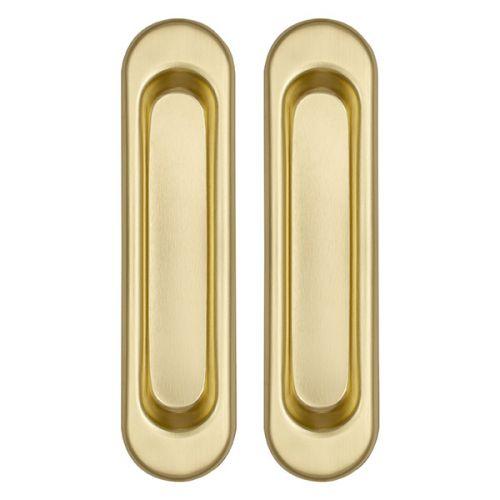 Ручки Punto (Пунто) для раздвижных дверей Soft LINE SL-010 SG