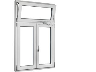 Окно с приводом фрамуги MULTI SKY
