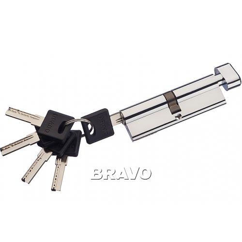 Цилиндр Ключ-фиксатор Bravo AF-100 (50*50)