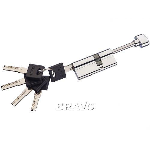 Цилиндр Ключ-фиксатор со штоком Groff AFS-75 (45*30)