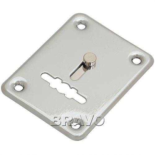 Накладка DP-S-01 shutter CR Хром