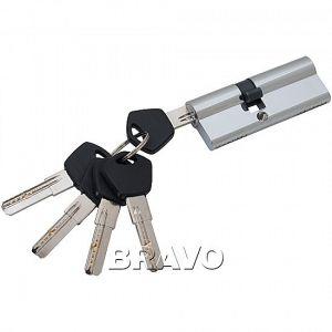 Цилиндр Ключ-ключ Avers AM-80 CR Хром