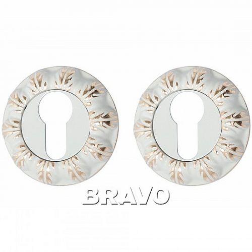 Bravo A/Z-3CL  WG БелЭмаль/Золото