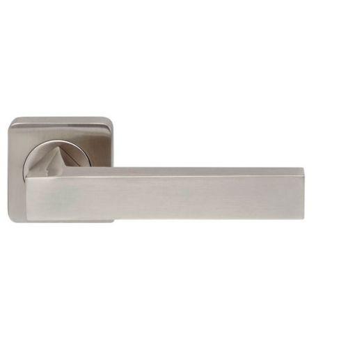 Ручка раздельная Armadillo (Армадилло) CORSICA SQ003-21SN-3 матовый никель