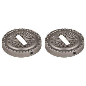 Накладка NORMAL Armadillo (Армадилло) PS/CL-AS-9  Античное серебро 2 шт.
