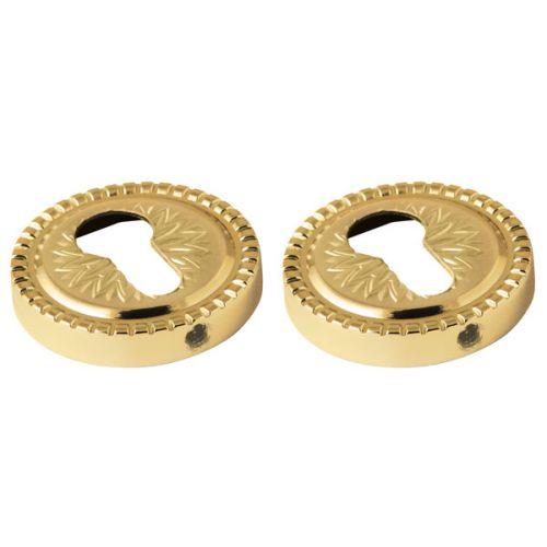 Накладка CYLINDER Armadillo (Армадилло) ET/CL-GOLD-24 Золото 24К 2 шт.