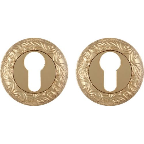 Накладка под Fuaro (Фуаро) цилиндр ET SM GOLD-24 золото 24К