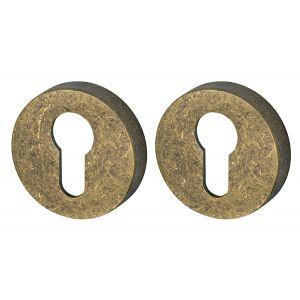 Накладка CYLINDER Armadillo (Армадилло) ET URB OB-13 Античная бронза 2 шт