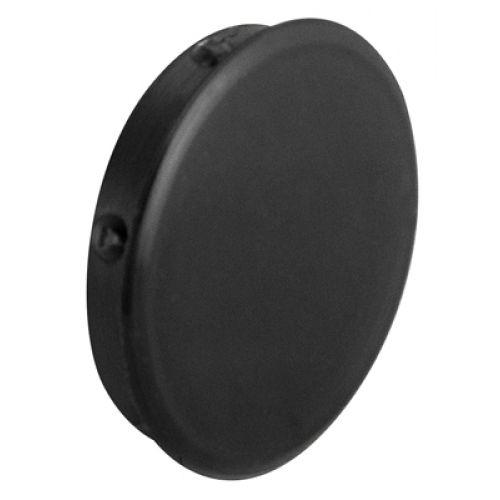 Заглушка отверстия Fuaro (Фуаро) пластик (диаметр 25 мм) черн