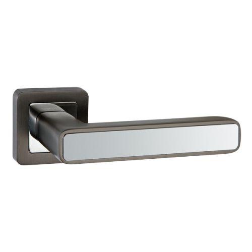 Ручка раздельная Punto (Пунто) MARS QR/HD GR/CP-23 графит/хром