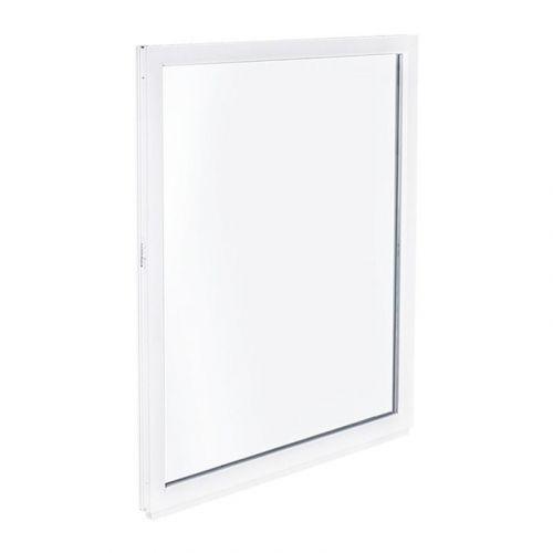 Окно ПВХ одностворчатое 120х80 см глухое